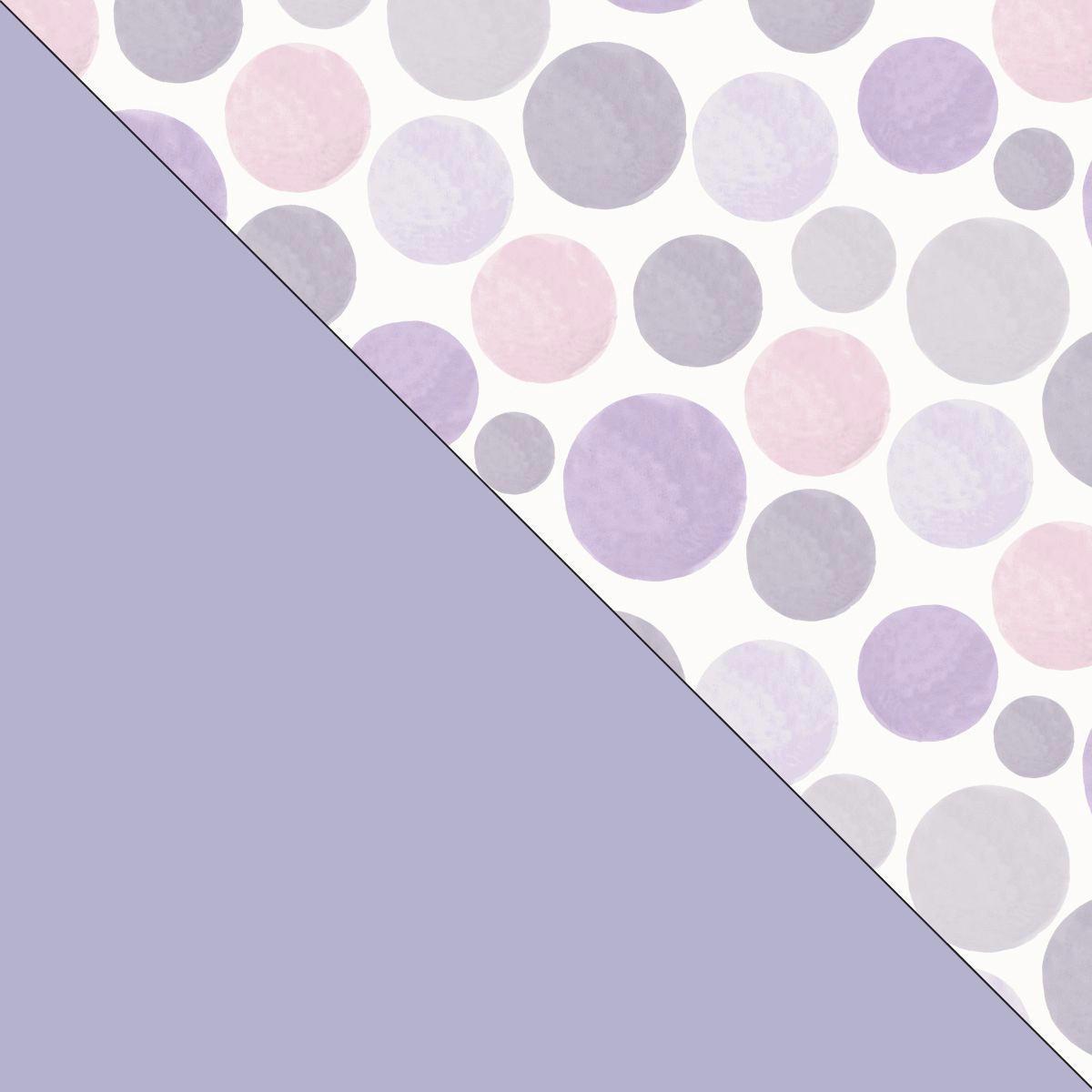 JASTUK ZA DOJENJE - ljubičasta, Basics, tekstil (190cm) - THERALINE