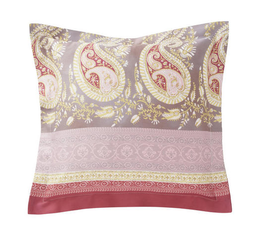 KISSENHÜLLE Beige - Beige, LIFESTYLE, Textil (40/40cm) - Bassetti