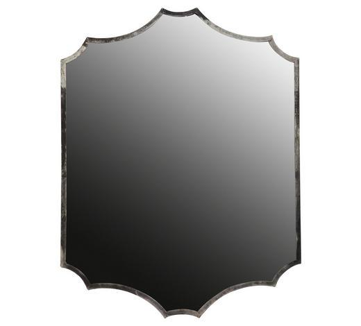 SPIEGEL 94/70/5 cm - Silberfarben, Trend, Glas/Metall (94/70/5cm) - Ambia Home