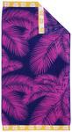 STRANDTUCH 90/180 cm - Pink/Orange, KONVENTIONELL, Textil (90/180cm) - Esposa