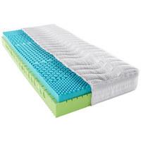 MATRATZE - Creme/Weiß, Basics, Textil (90/200cm) - Physiosleep