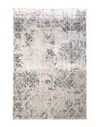 WEBTEPPICH - Blau/Weiß, Design, Naturmaterialien/Textil (80/150cm) - Novel