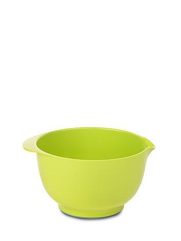 RÜHRSCHÜSSEL - Grün, Basics, Kunststoff (3l) - Mepal Rosti