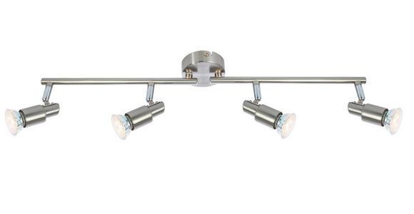 STRAHLER - Nickelfarben, Design, Metall (60/8/15cm) - Boxxx