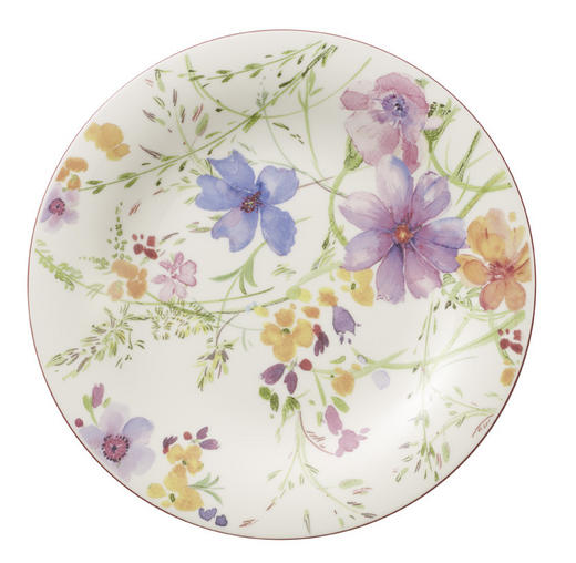 SPEISETELLER Fine China - Multicolor, Basics (27cm) - VILLEROY & BOCH