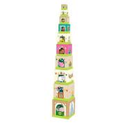LERNSPIEL - Multicolor, Basics, Karton (14,4/14,4/14,1cm) - Haba