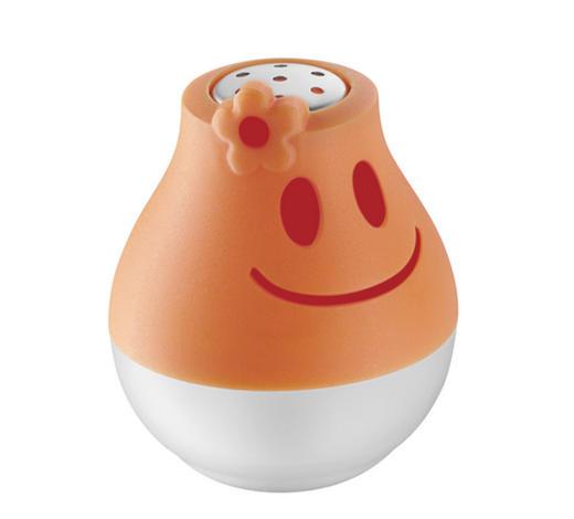 SALZ- UND PFEFFERSTREUER - Orange/Weiß, Design, Kunststoff (3,5/4,5cm) - WMF