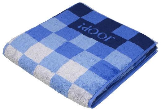 DUSCHTUCH 80/150 cm - Blau/Hellgrau, Design, Textil (80/150cm) - Joop!
