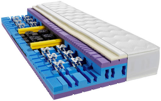 EvoPore®, Schaumstoffkern Matratze 120/200 cm - Basics, Textil (120/200cm) - Silence by Bico