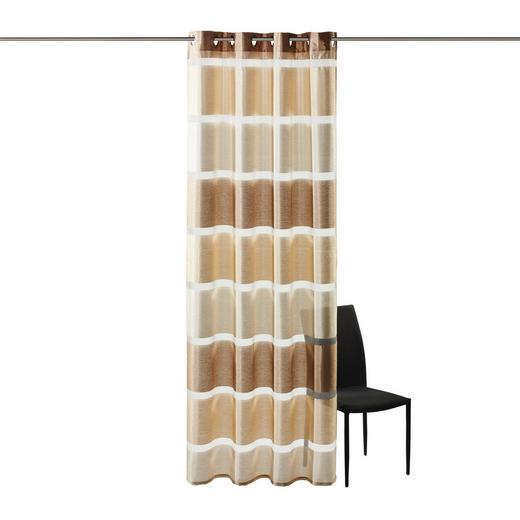 ÖSENSCHAL   140/245 cm - Beige, Basics, Textil (140/245cm) - ESPOSA