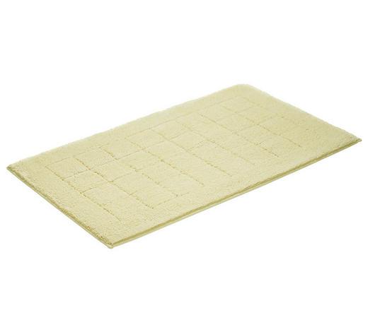 PŘEDLOŽKA KOUPELNOVÁ - krémová, Basics, textil/umělá hmota (67/120cm) - Vossen