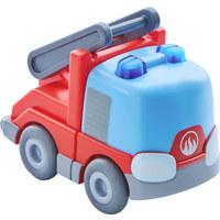 Feuerwehrauto - Rot/Hellgrau, Basics, Kunststoff (6,7/9cm) - Haba
