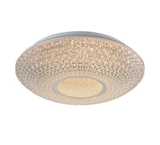 LED SVJETILJKA STROPNA - prozirno, Design, metal/plastika (40/12cm) - Novel