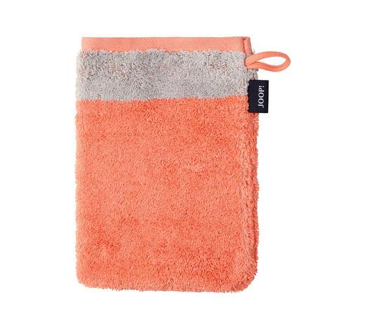 WASCHHANDSCHUH - Rosa/Grau, Design, Textil (16/22cm) - Joop!