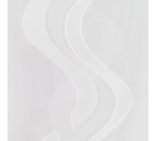 FLÄCHENVORHANG PER LFM in Weiß - Weiß, Design, Textil (60cm) - Novel