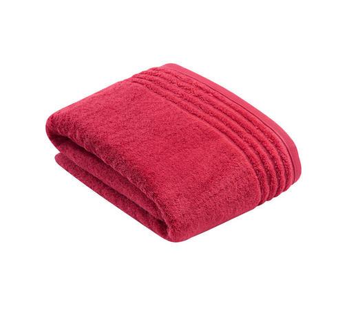 BADETUCH - Altrosa, Basics, Textil (100/150cm) - Vossen