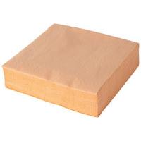 SERVIETTE - Orange, Basics, Papier (41,5/41,5/28,5cm) - XXXLPACK