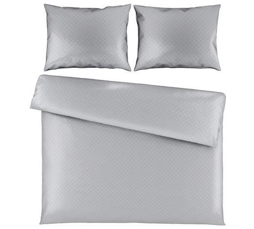 BETTWÄSCHE 200/200 cm  - Grau, Basics, Textil (200/200cm) - Ambiente
