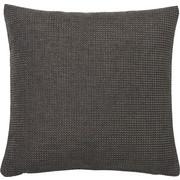 KISSENHÜLLE Anthrazit 40/40 Cm   Anthrazit, Basics, Textil (40/40cm