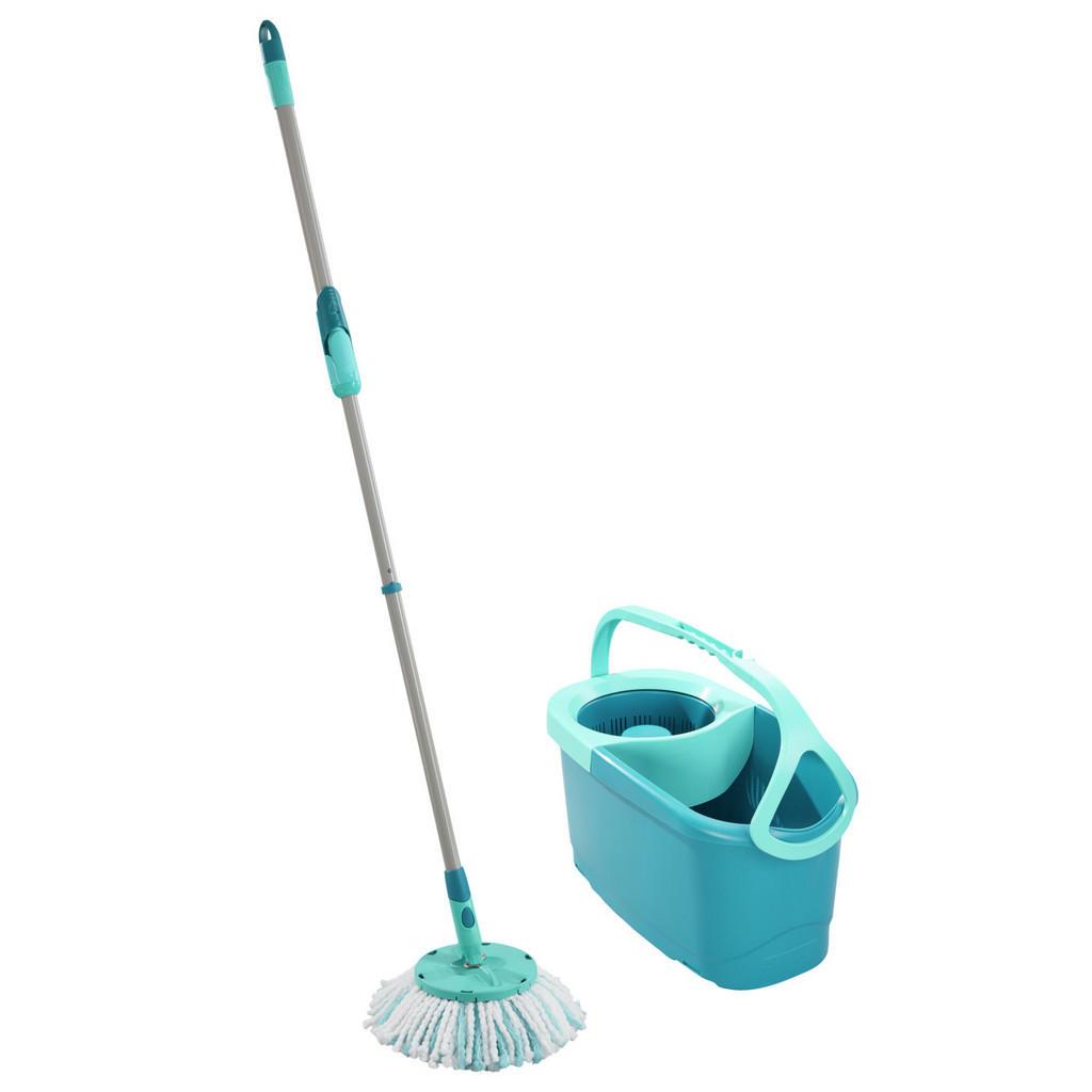 Leifheit Bodenreinigungs-set clean twist disc mop