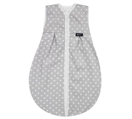 Kugelschlafsack - Grau, Basics, Textil (70null) - Alvi