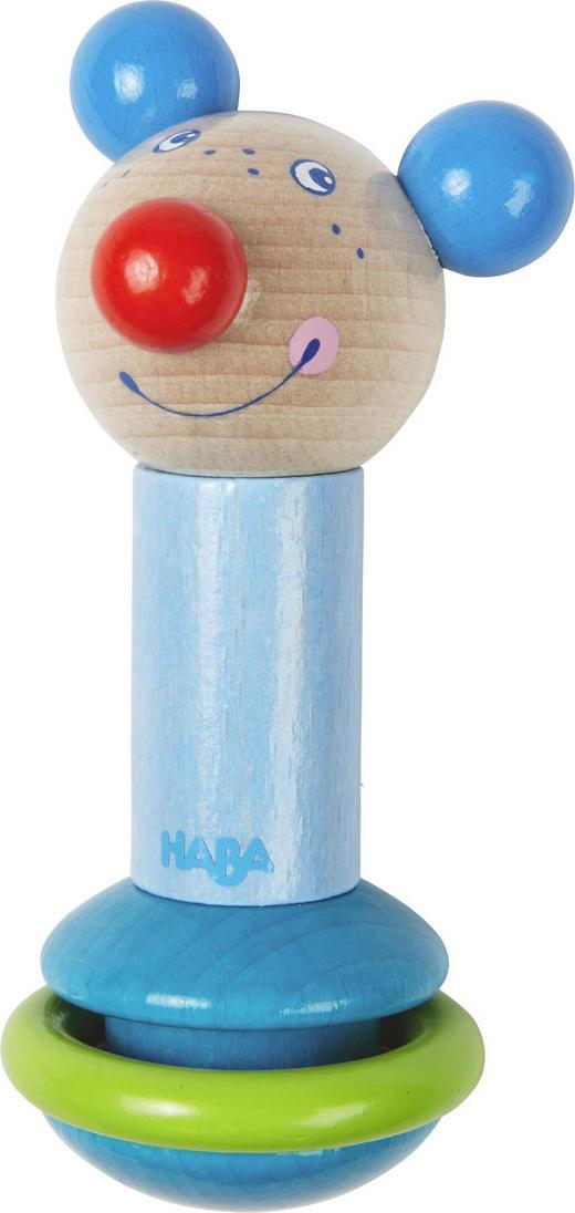 GREIFLING - Blau/Hellblau, Basics, Holz/Kunststoff (5/11cm) - Haba