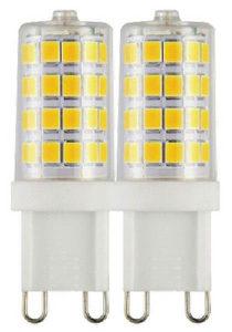 LED SIJALICA - Bela, Osnovno, Plastika/Metal (1,7/5,4cm) - Boxxx