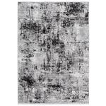 WEBTEPPICH  80/150 cm  Anthrazit, Creme   - Anthrazit/Creme, Design, Textil (80/150cm) - Novel