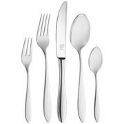 BESTECKSET  60-teilig  Edelstahl   - Basics, Metall (37,5/5,5/49,5cm) - Zwilling