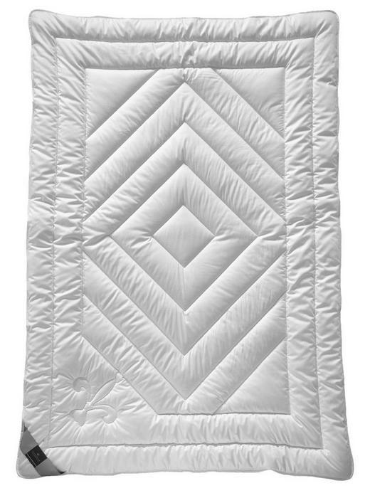 VIERJAHRESZEITENBETT  135/140/200 cm - Weiß, Basics, Textil (135/140/200cm) - BILLERBECK