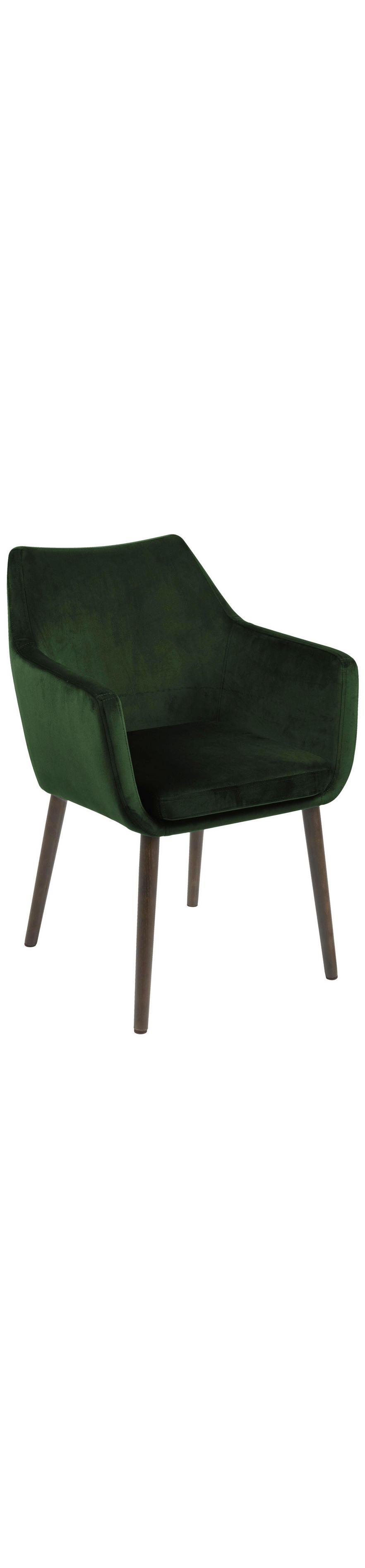 Samt Stuhl In Grün Hier Online Entdecken