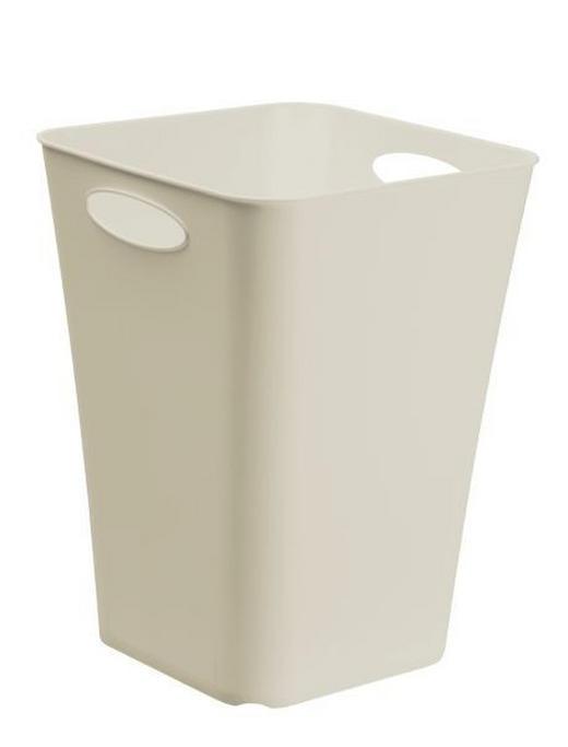BOX Kunststoff Beige - Beige, Basics, Kunststoff (29,5/29,5/39,5cm)