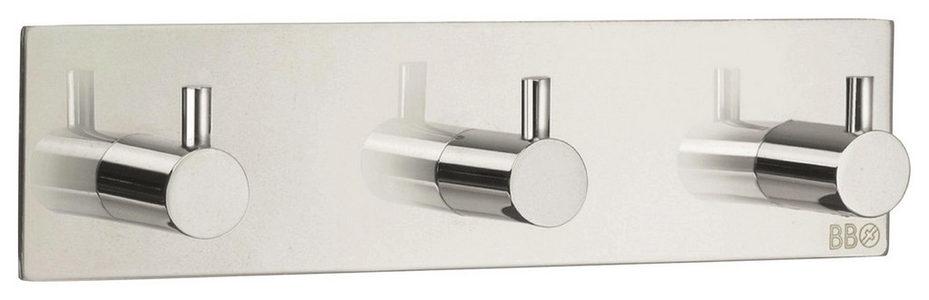 ZIDNI ČIVILUK - Boja nerđajućeg čelika, Metal (18/4,5/3cm)