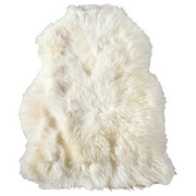 SCHAFFELL - Champagner, Natur, Textil (65/45cm) - LINEA NATURA