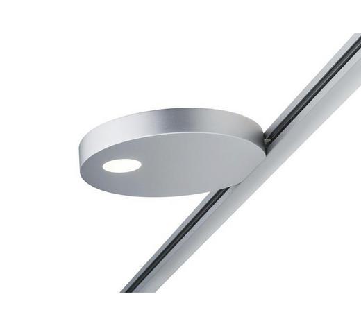 URAIL SCHIENENSYSTEM-STRAHLER   - Chromfarben, Design, Metall (13,5/1,9/13cm)