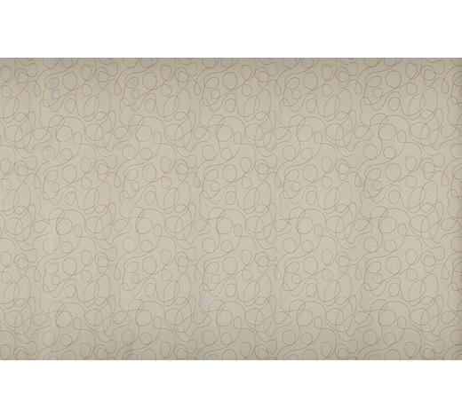 TISCHDECKE - Taupe, KONVENTIONELL, Kunststoff/Textil (140cm)