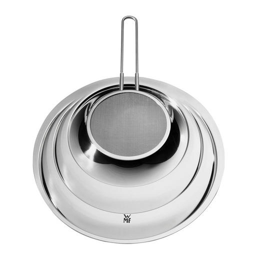 ZAŠTITA OD PRSKANJA - boje srebra, metal (52/32,5/2,5cm) - WMF