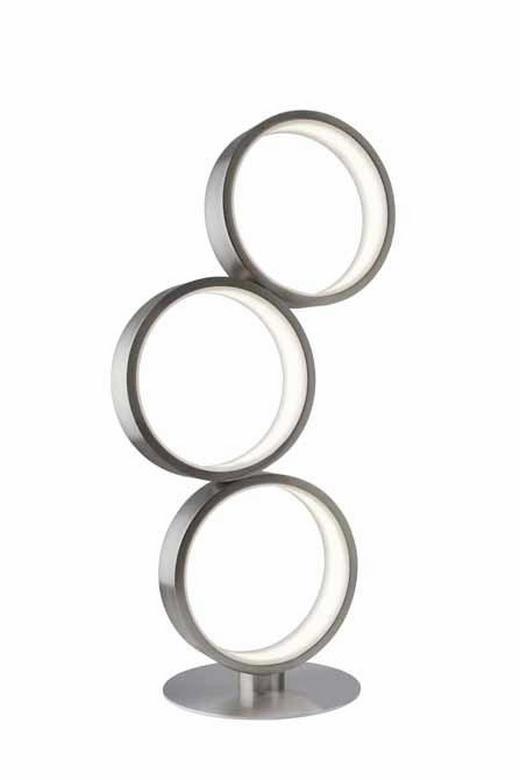LED-TISCHLEUCHTE - LIFESTYLE, Kunststoff/Metall (30/58cm)