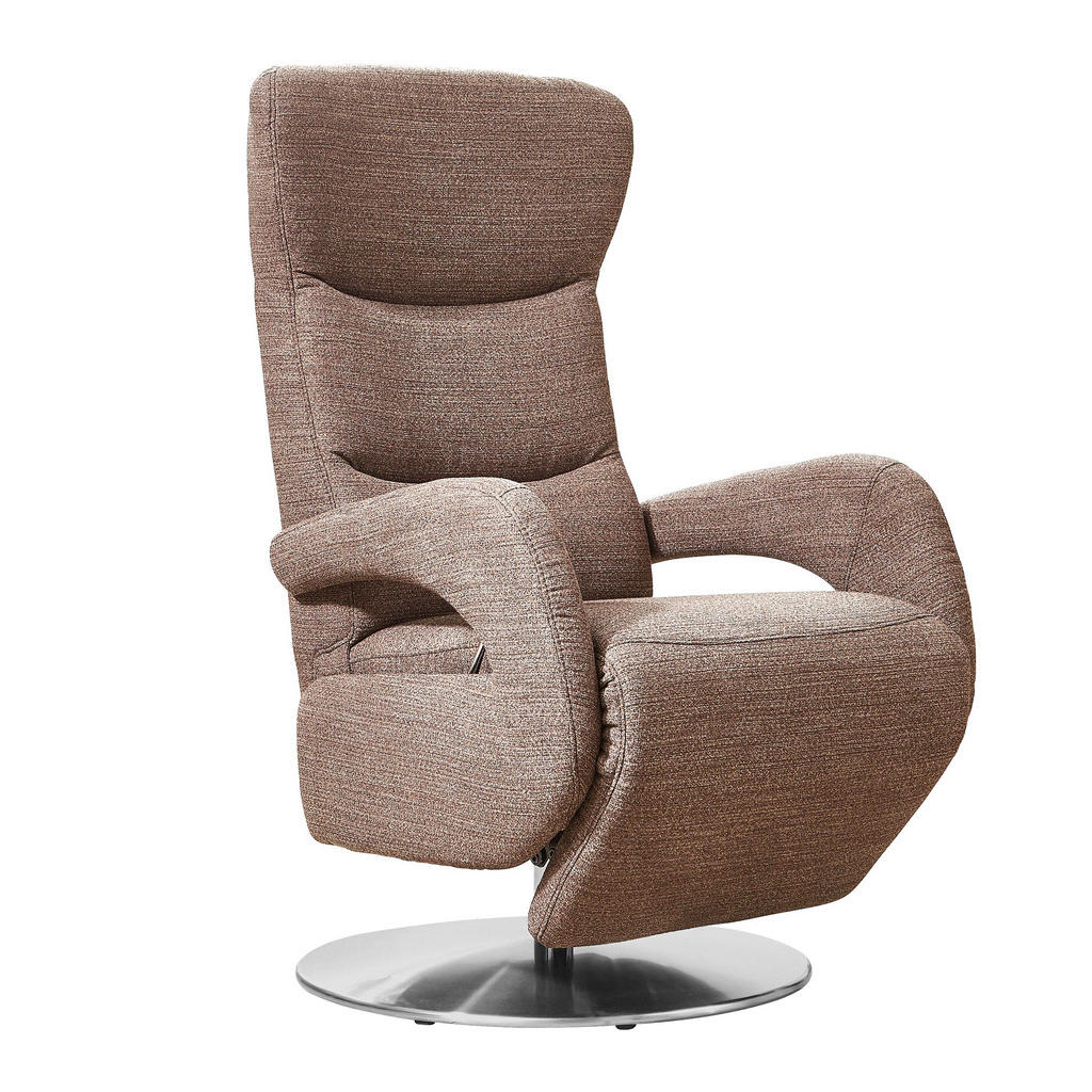 Cantus RELAXSESSEL Webstoff Braun