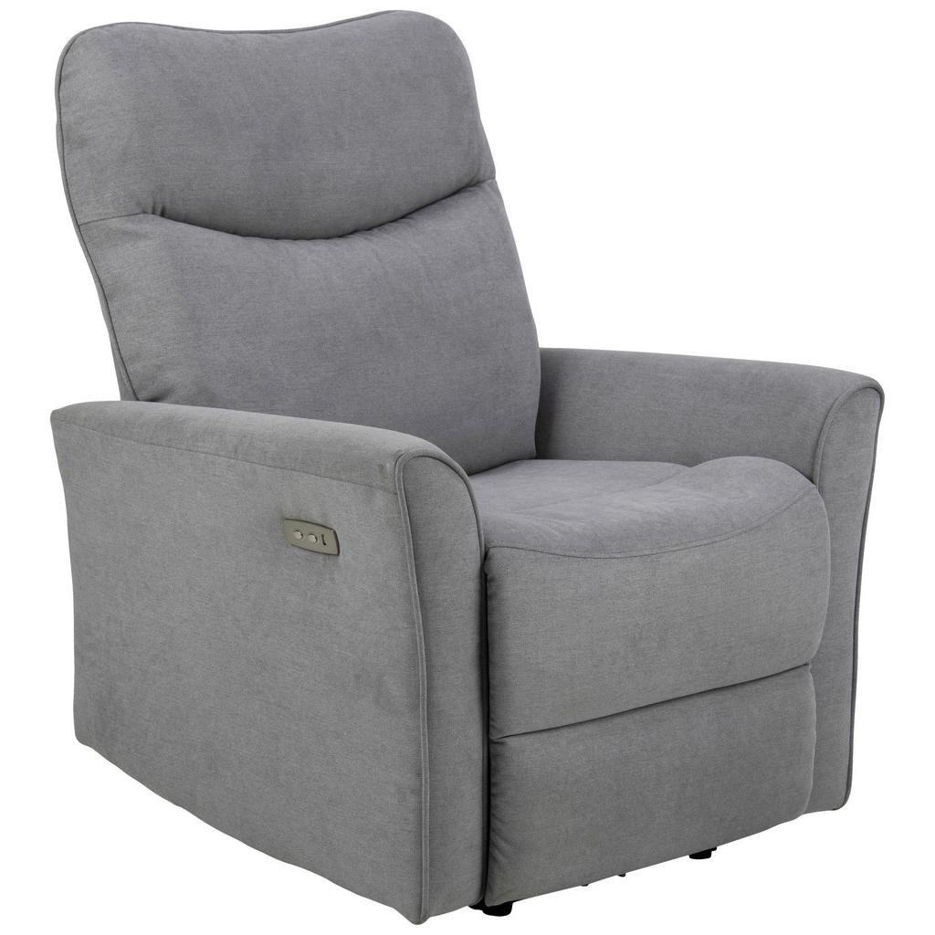 Carryhome RELAXSESSEL Chenille Relaxfunktion