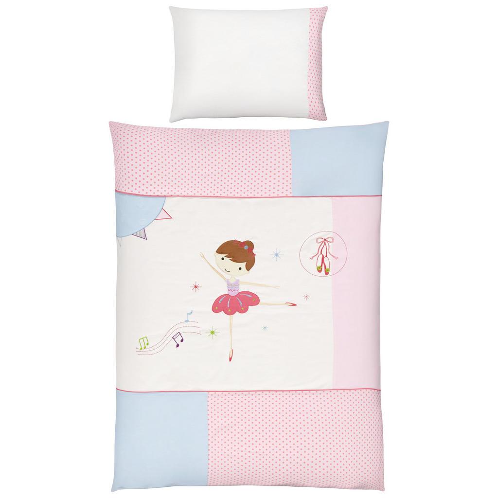 Patinio BABYBETTWÄSCHE, Rosa   Kinderzimmer > Textilien für Kinder > Kinderbettwäsche   Textil   Patinio