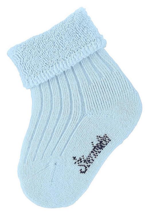 SOCKEN - Hellblau, Basics, Textil (14) - Sterntaler