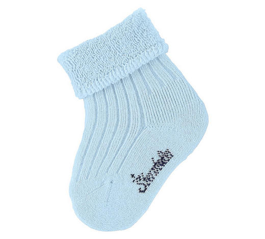 SOCKEN - Hellblau, Basics, Textil (14null) - Sterntaler