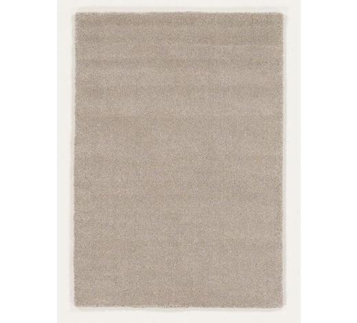 WEBTEPPICH  65/130 cm  Beige   - Beige, Basics, Textil (65/130cm) - Novel