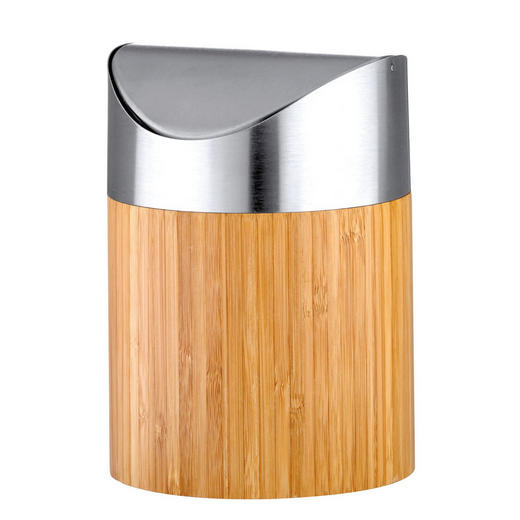 KOSMETIKEIMER 0,8 L - Holz/Kunststoff (12/16,5cm)