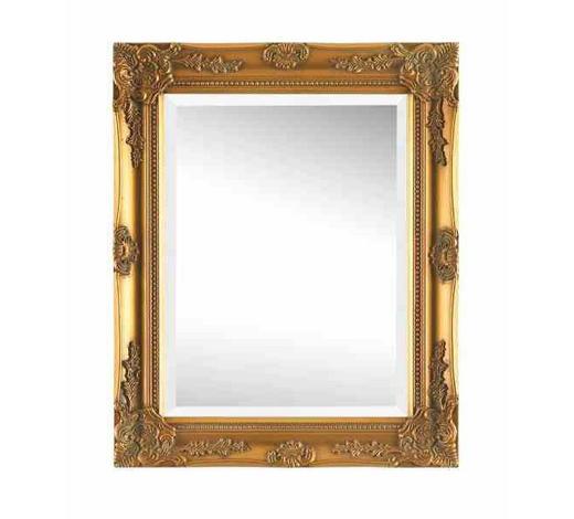 SPIEGEL 40/50/3,3 cm - Goldfarben, LIFESTYLE, Holz (40/50/3,3cm) - Landscape