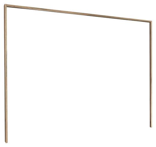 PASSEPARTOUTRAHMEN 234/215/17 cm Eichefarben - Eichefarben, Design (234/215/17cm) - Carryhome