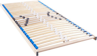 LATTENROST 90/200 cm Birke ,Schichtholz - Birkefarben, Basics, Holz (90/200cm) - Sleeptex