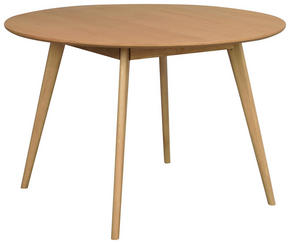MATBORD - ekfärgad, Klassisk, trä (115/75cm) - Rowico