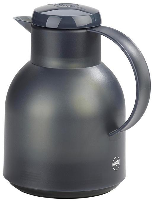 ISOLIERKANNE 1 L - Anthrazit, Basics, Kunststoff (1l) - Emsa